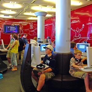 Интернет-кафе Яшалты