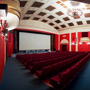 Кинотеатры Яшалты