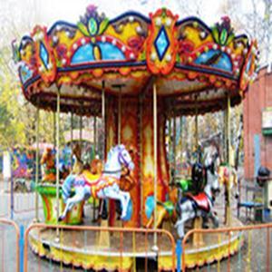 Парки культуры и отдыха Яшалты